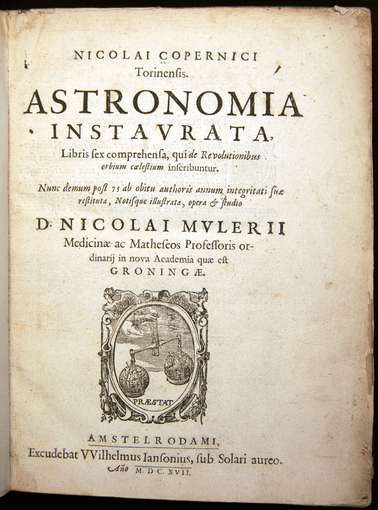 Documenting New Knowledge - Exploring the Early Americas ... |Nicolaus Copernicus Book