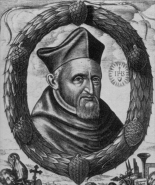 Bellarmine portrait