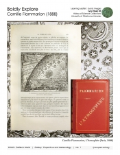 Flammarion-1888 Learning Leaflet