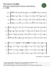 Vincenzo Musical Score